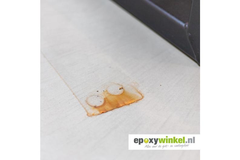 roestvloer op woonbetonvloer